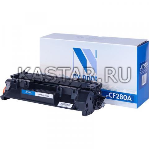 Картридж NVP совместимый NV-CF280A для HP LaserJet Pro M401d | M401dn | M401dw | M401a | M401dne | MFP-M425dw | M425dn Черный (Black) 2700стр.