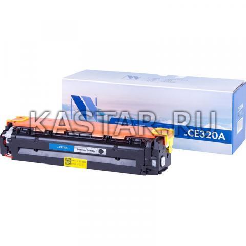 Картридж NVP совместимый NV-CE320A Black для HP LaserJet Color Pro CP1525n | CP1525nw | CM1415fn | CM1415fnw Черный (Black) 2000стр.