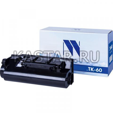 Картридж NVP совместимый NV-TK-60 для Kyocera FS-1800 | 1800+ | -3800 Черный (Black) 20000стр.