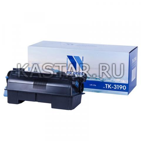 Картридж NVP совместимый NV-TK-3190 для Kyocera ECOSYS P3055dn   3060dn Черный (Black) 25000стр.
