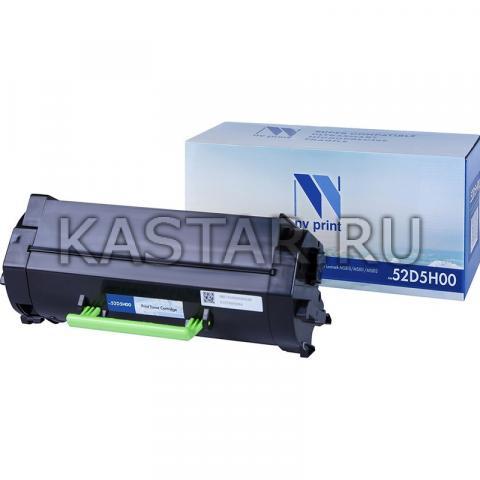 Картридж NVP совместимый NV-52D5H00 для Lexmark MS810dtn | MS810n | MS810de | MS810dn | MS811dn | MS811dtn | MS811n | MS812de | MS812dn | MS812dtn Черный (Black) 25000стр.