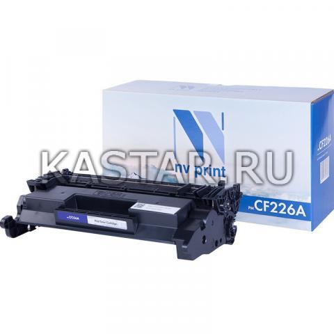 Картридж NVP совместимый NV-CF226A для HP LaserJet Pro M402 | M402dn | M402dn | M402dne | M402dw | M402n | M426dw | M426fdn | M426fdw Черный (Black) 3100стр.