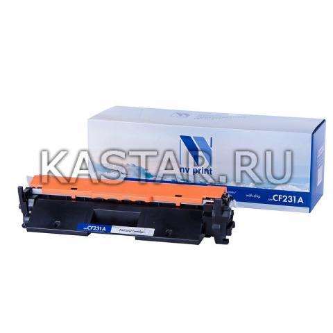 Картридж NVP совместимый NV-CF231A для HP M206dn | M230fdw | M230sdn Черный (Black) 5000стр.