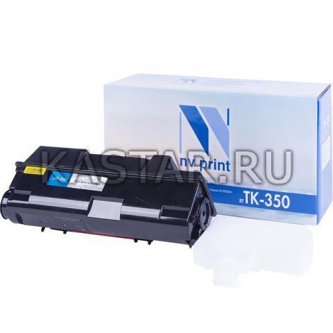 Картридж NVP совместимый NV-TK-350 для Kyocera FS 3920DN Черный (Black) 15000стр.
