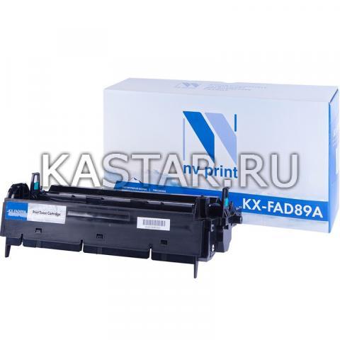 Картридж NVP совместимый NV-KX-FAD93A для Panasonic KX-MB263RU   MB283RU   MB763RU   MB773RU   MB783RU Черный (Black) 6000стр.