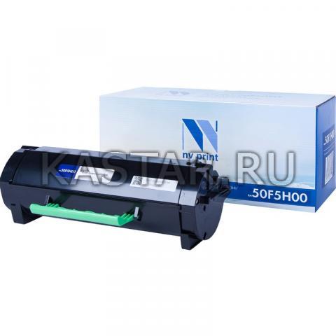 Картридж NVP совместимый NV-50F5H00 для Lexmark MS310dn   MS310d   MS410d   MS410dn   MS510dn   MS610dte   MS610de   MS610dn Черный (Black) 5000стр.