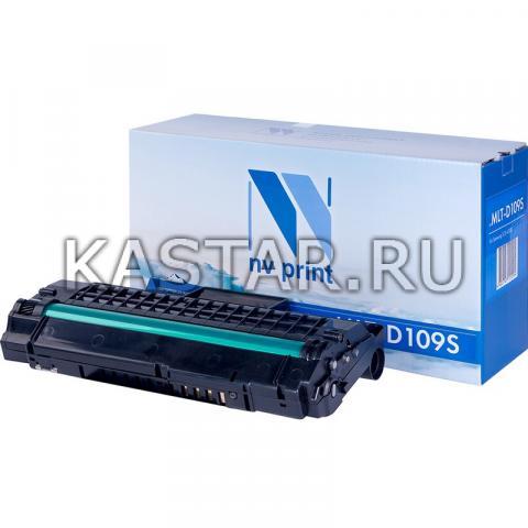 Картридж NVP совместимый NV-MLT-D109S для Samsung SCX-4300 Черный (Black) 2000стр.
