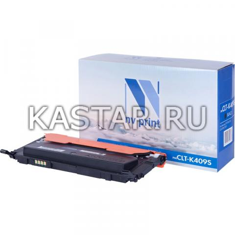 Картридж NVP совместимый NV-CLT-K409S Black для Samsung CLP 310 | 310N | 315 Черный (Black) 1500стр.