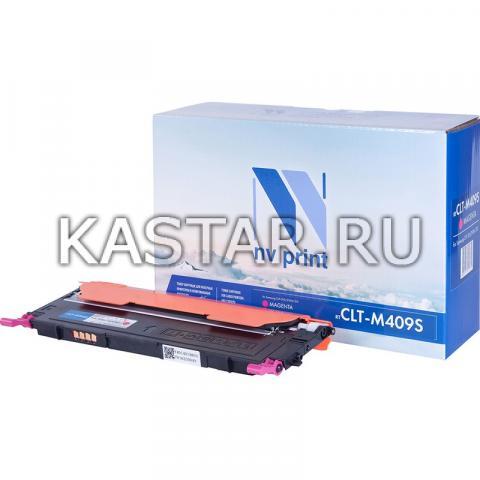 Картридж NVP совместимый NV-CLT-M409S Magenta для Samsung CLP-310 | 310N | 315 Пурпурный (Magenta) 1000стр.