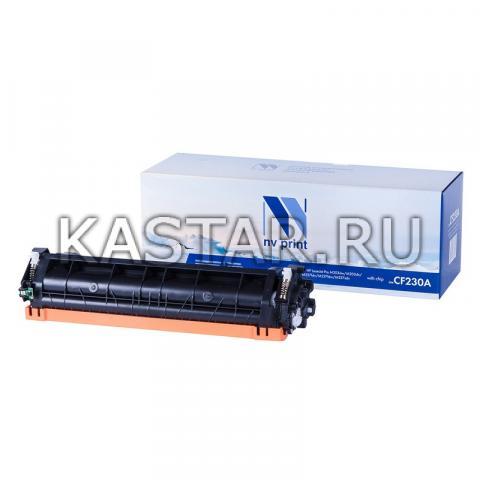 Картридж NVP совместимый NV-CF230A для HP LaserJet Pro M203dw | M203dn | M227fdn | M227fdw | M227sdn Черный (Black) 1600стр.