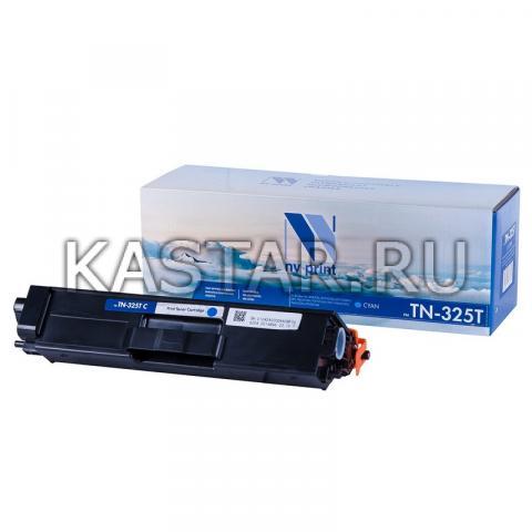 Картридж NVP совместимый NV-TN-325T Cyan для Brother HL-4140CN | 4150CDN | 4570CDW | DPC-9055CDN | 9270CDN | MFC-9460CDN | 9465CDN | 9970CDN Голубой (Cyan) 3500стр.