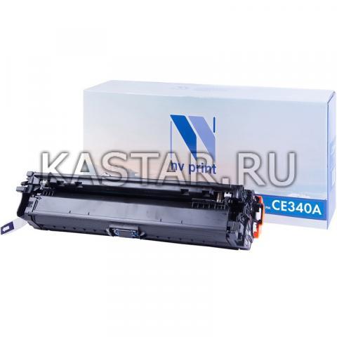 Картридж NVP совместимый NV-CE340A Black для HP LaserJet Color Enterprise 700 M775dn | M775f | M775z | M775z+ Черный (Black) 13500стр.
