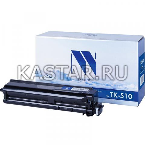 Картридж NVP совместимый NV-TK-510 Black для Kyocera FS-C5020N | 5025N | 5030N Черный (Black) 8000стр.