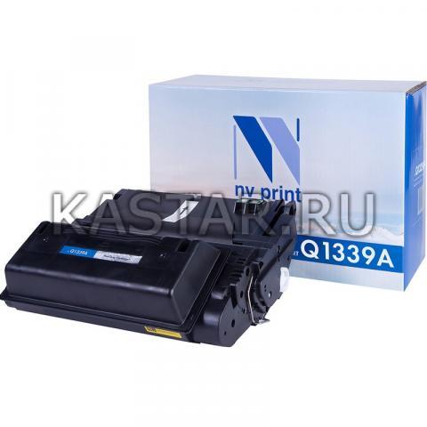 Картридж NVP совместимый NV-Q1339A для HP LaserJet 4300 | 4300n | 4300tn | 4300dnt Черный (Black) 18000стр.