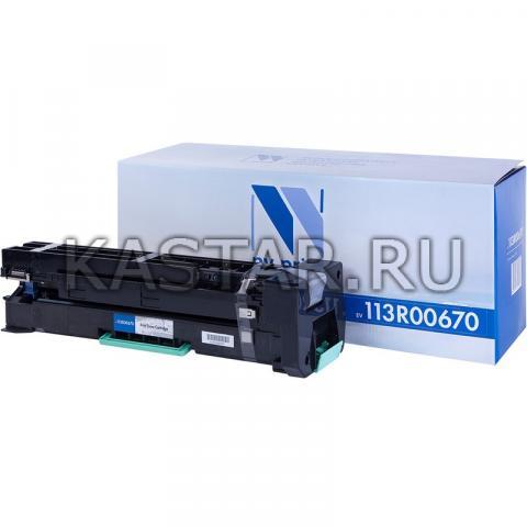 Копи-картридж NVP совместимый NV-113R00670 для Xerox Phaser 5500 | 5550 Черный (Black) 60000стр.