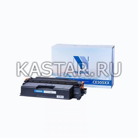 Картридж NVP совместимый NV-CE505XX для HP LaserJet P2055 | 2055d | 2055dn Черный (Black) 10000стр.