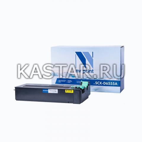 Картридж NVP совместимый NV-SCX-D6555A для Samsung SCX-6545N | SCX-6555N Черный (Black) 25000стр.