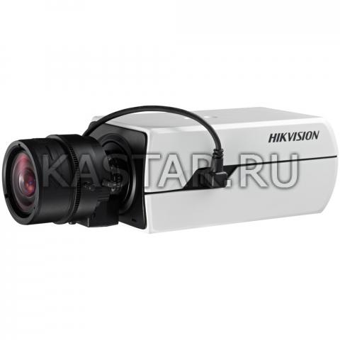Box-камера 3 Мп Hikvision DS-2CD4035FWD-AP со Smart-функциями