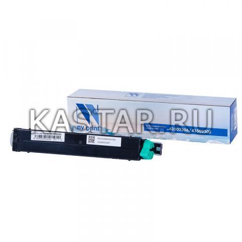 Картридж NVP совместимый NV-43502306 | 43502302 для Oki В4400 | B4400N | B4600 | B4600N Черный (Black) 3000стр.