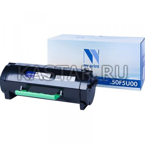 Картридж NVP совместимый NV-50F5U00 для Lexmark MS510dn | MS610de | MS610dn | MS610dte Черный (Black) 20000стр.