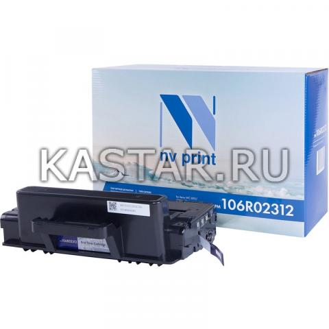 Картридж NVP совместимый NV-106R02312 для Xerox WorkCentre 3325 Черный (Black) 11000стр.