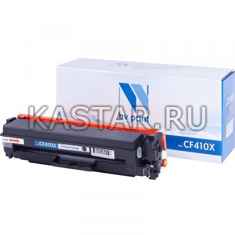 Картридж NVP совместимый NV-CF410X Black для HP LaserJet Color Pro M377dw | M452nw | M452dn | M477fdn | M477fdw | M477fnw Черный (Black) 6500стр.