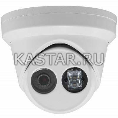 Сетевая 5Мп камера-сфера Hikvision DS-2CD2355FWD-I с EXIR-подсветкой