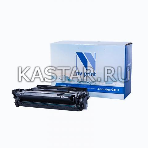 Картридж NVP совместимый NV-041H для Canon i-SENSYS LBP-312x Черный (Black) 20000стр.
