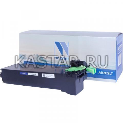Картридж NVP совместимый NV-AR202LT для Sharp AR 163 | 201 | 206 | M160 | M205 Черный (Black) 16000стр.