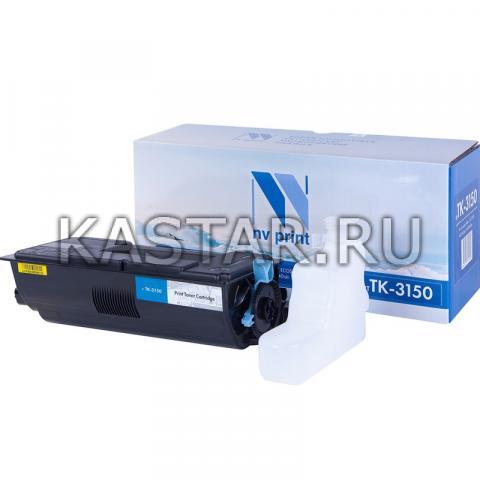 Картридж NVP совместимый NV-TK-3150 для Kyocera ECOSYS M3040idn | M3540idn Черный (Black) 14500стр.