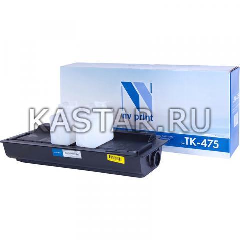 Картридж NVP совместимый NV-TK-475 для Kyocera FS-6025MFP | 6025MFP | B | 6030MFP | 6525MFP | 6530MFP Черный (Black) 15000стр.