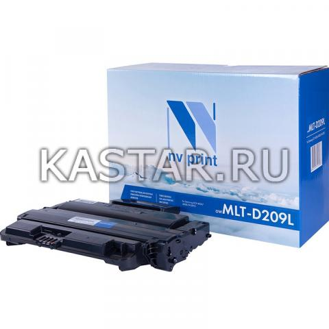Картридж NVP совместимый NV-MLT-D209L для Samsung ML-2855ND | SCX-4824FN | 4826FN | 4828FN Черный (Black) 5000стр.