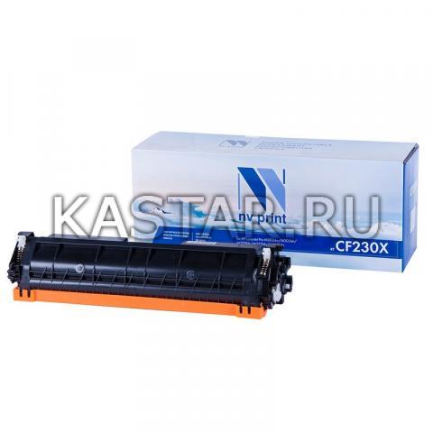 Картридж NVP совместимый NV-CF230X (БЕЗ ЧИПА) (БЕЗ ГАРАНТИИ) для HP LaserJet Pro M203 | MPF M227 Черный (Black) 3500стр.