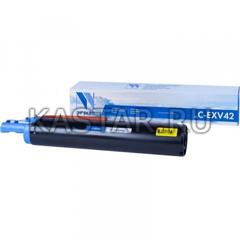 Тонер-туба NVP совместимый NV-C-EXV42 для Canon  iR2202 | iR2202N | iR2204 | iR2204N Черный (Black) 10200стр.