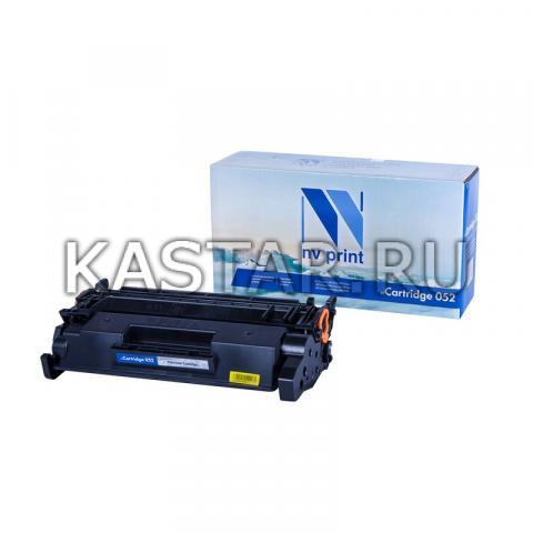 Картридж NVP совместимый NV-052 для Canon  i-SENSYS LBP212dw | LBP214dw | LBP215x | MF421dw | MF426dw | MF428x | MF429x Черный (Black) 3100стр.