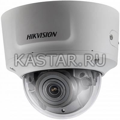 Вандалостойкая 5Мп IP-камера Hikvision DS-2CD2755FWD-IZS с EXIR-подсветкой и Motor-zoom
