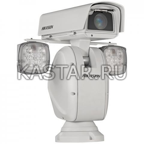 Поворотная платформа Hikvision DS-2DY9185-AI2 с ИК-покрытием 12га