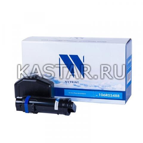 Картридж NVP совместимый NV-106R03488 Black для Xerox Phaser 6510 | WorkCentre 6515 Черный (Black) 5500стр.