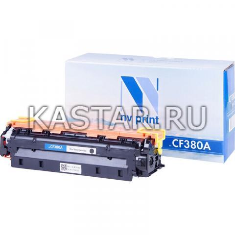 Картридж NVP совместимый NV-CF380A Black для HP LaserJet Color Pro M476dn | M476dw | M476nw Черный (Black) 2400стр.