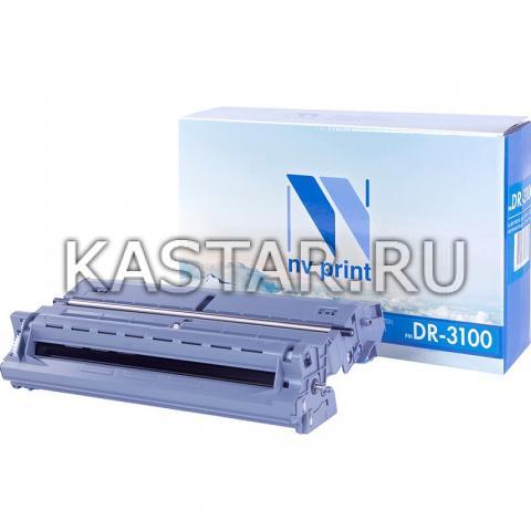 Барабан NVP совместимый NV-DR-3100 для Brother HL-5240L | 5240 | 5250DN | 5270DN | 5280DW | DCP-8060 | 8065DN | MFC-8460N | 8860DN | 8870DW Черный (Black) 25000стр.