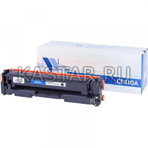 Картридж NVP совместимый NV-CF410A Black для HP LaserJet Color Pro M377dw | M452nw | M452dn | M477fdn | M477fdw | M477fnw Черный (Black) 2300стр.