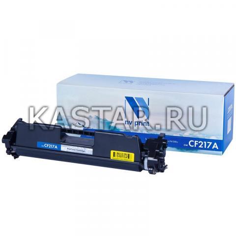 Картридж NVP совместимый NV-CF217A для HP LaserJet Pro M102w   M130fw Черный (Black) 1600стр.