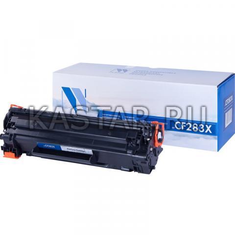 Картридж NVP совместимый NV-CF283X для HP LaserJet Pro M201dw | M201n | M225dw | M225rdn Черный (Black) 2200стр.