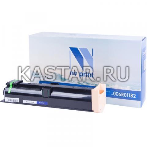 Картридж NVP совместимый NV-006R01182 для Xerox  WorkCentre Pro 123 | 128 Черный (Black) 30000стр.