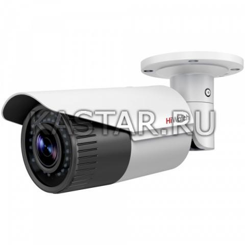 Сетевая Bullet-камера HiWatch DS-I206 с вариофокальным объективом