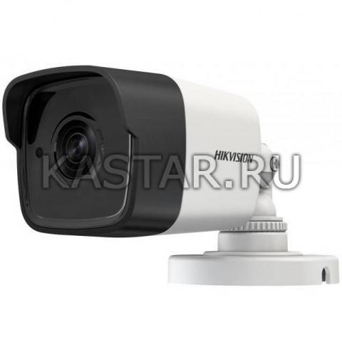 Уличная 3 Мп TVI видеокамера Hikvision DS-2CE16F7T-IT с EXIR подсветкой