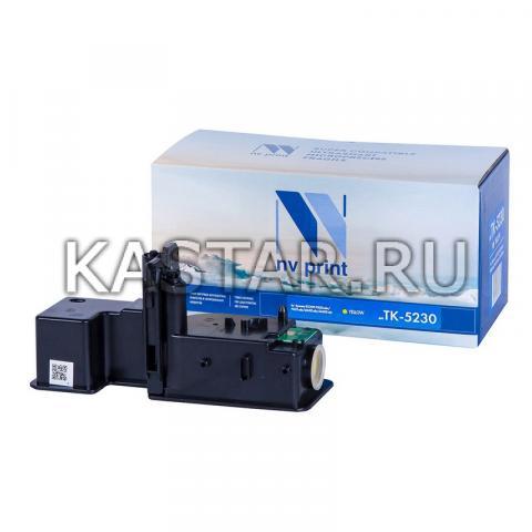 Картридж NVP совместимый NV-TK-5230 Yellow для Kyocera ECOSYS P5021cdw | P5021cdn | M5521cdw | M5521cdn Желтый (Yellow) 2200стр.
