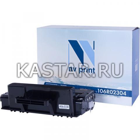 Картридж NVP совместимый NV-106R02304 для Xerox Phaser 3320 Черный (Black) 5000стр.