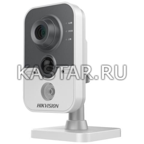 Компактная сетевая камера Hikvision DS-2CD2422FWD-IW с Wi-Fi