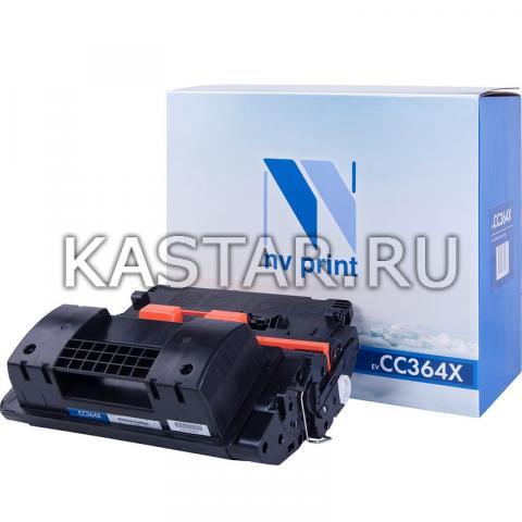 Картридж NVP совместимый NV-CC364X для HP LaserJet P4015dn | P4015n | P4015tn | P4015x | P4515n | P4515tn | P4515x | P4515xm Черный (Black) 24000стр.
